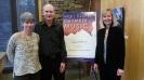 Tom & Jane Merrow and Linda Schmitz hosting the Crown City String Quartet_1