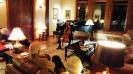 Orloff/Walz Duo performing at the Hamlin residence
