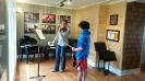 Spotlight Chamber Players instructed by violinist Jessica Guideri from Ensemble Paradiso