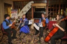 Spotlight Chamber Players performing at the Tower Theatre